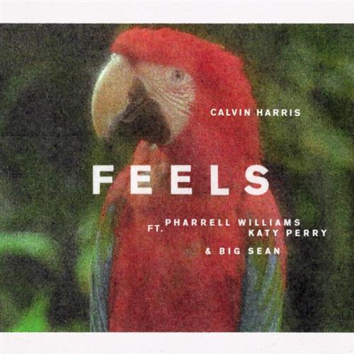 Calvin Harris Feels (feat. Pharrell Williams, Katy Perry & Big Sean) cover art