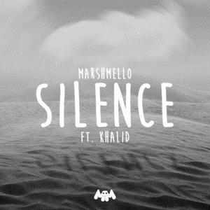 Marshmello Silence (feat. Khalid) cover art