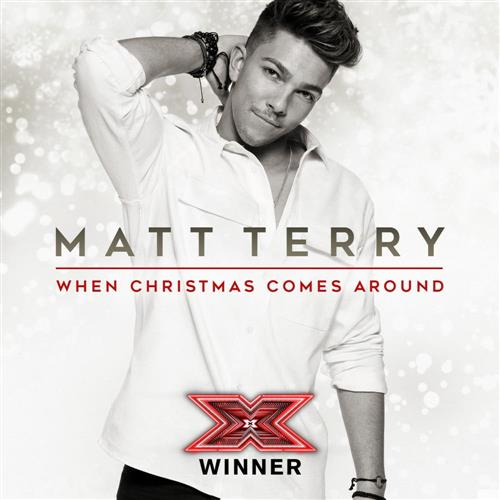 Matt Terry When Christmas Comes Around cover art