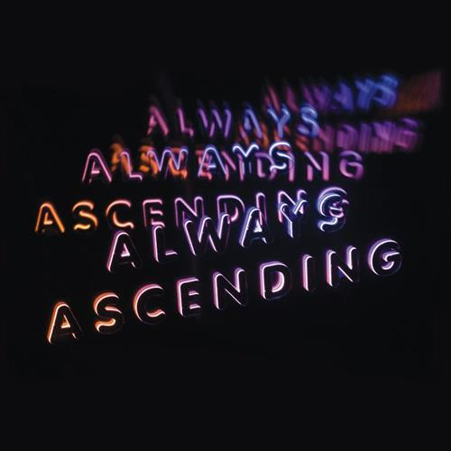 Franz Ferdinand Always Ascending cover art