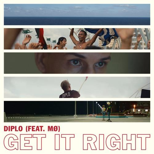 Diplo Get It Right (feat. MØ) cover art