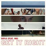 Get It Right (feat. MØ) sheet music by Diplo