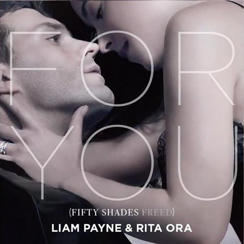 Liam Payne & Rita Ora For You cover art