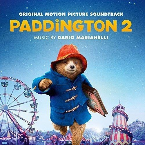 "Dario Marianelli The Book Is Stolen (From The Motion Picture ""Paddington 2"") cover art"
