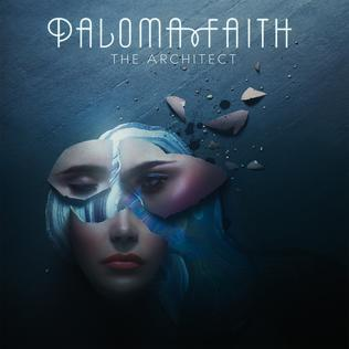 Paloma Faith The Architect cover art