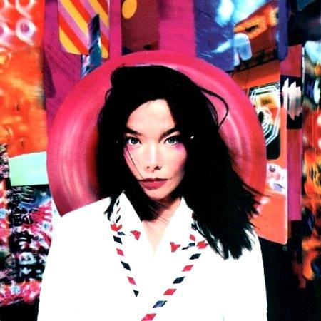 Bjork It's Oh So Quiet cover art