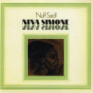 Nina Simone Ain't Got No - I Got Life cover art