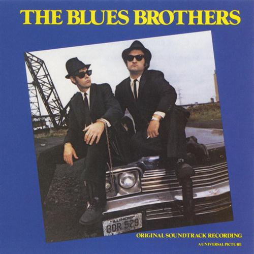The Blues Brothers Everybody Needs Somebody To Love cover art