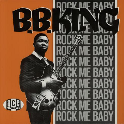 B.B. King Rock Me Baby cover art