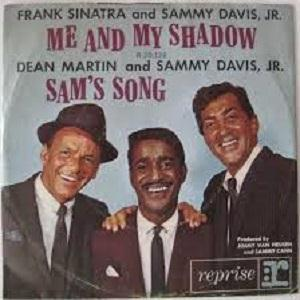 Dean Martin, Sammy Davis Jr Frank Sinatra Me And My Shadow cover art