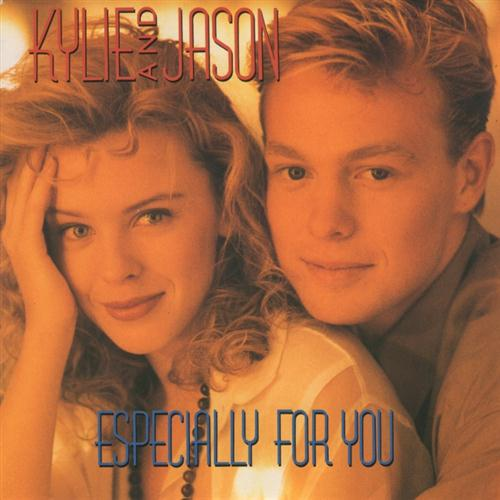 Jason Donovan & Kylie Minogue Especially For You cover art