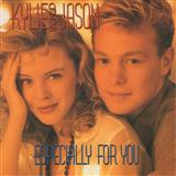 Especially For You sheet music by Jason Donovan & Kylie Minogue
