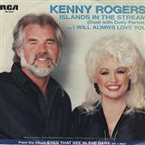 Islands In The Stream sheet music by Kenny Rogers and Dolly Parton