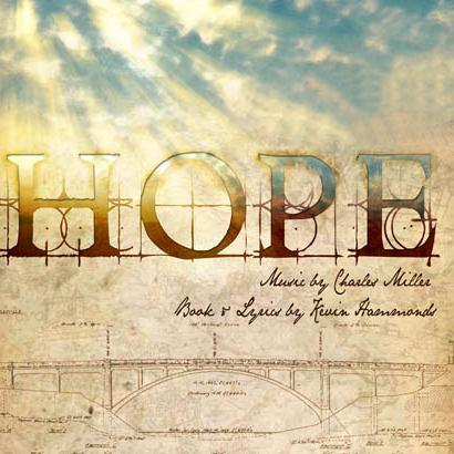 Charles Miller & Kevin Hammonds He Wasn't You (from Hope) cover art