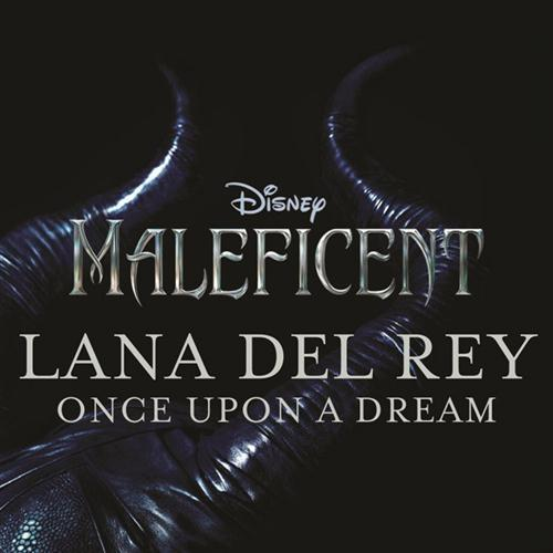 Lana Del Rey Once Upon A Dream cover art