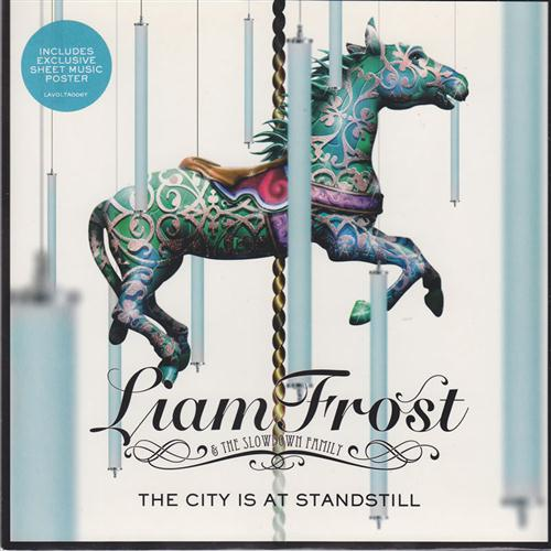 Liam Frost & The Slowdown Family The City Is At A Standstill cover art