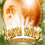 (Is This The Way To) Amarillo (Santa's Grotto) sheet music by Santa Sings