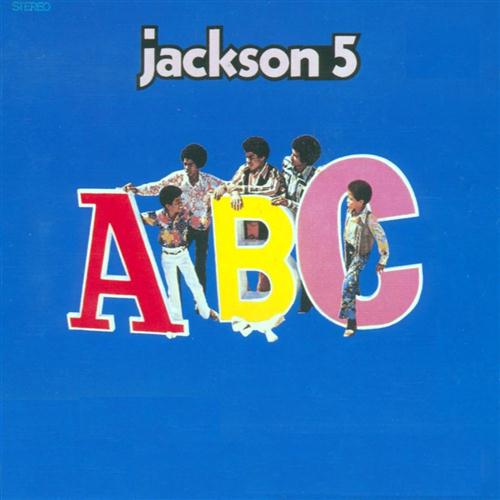 The Jackson 5 ABC (arr. Roger Emerson) cover art