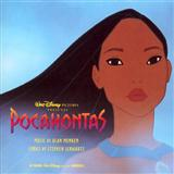 If I Never Knew You (Love Theme from POCAHONTAS) sheet music by Jon Seceda