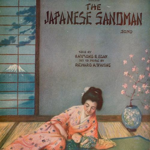 Raymond B. Egan The Japanese Sandman cover art