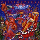 Smooth sheet music by Santana featuring Rob Thomas