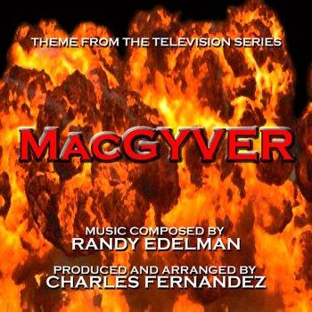 Randy Edelman MacGyver (Theme from the TV Series) cover art