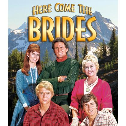 Ernie Sheldon Seattle (from the TV Series Here Come The Brides) cover art