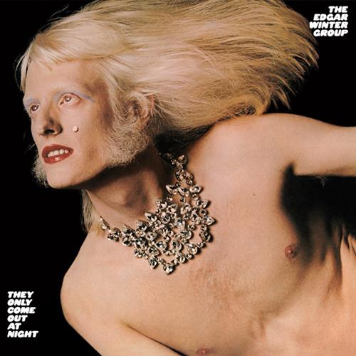 Edgar Winter Group Frankenstein cover art