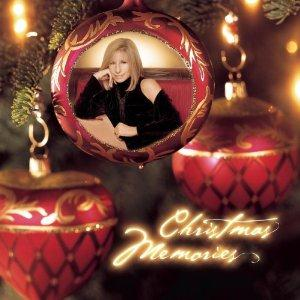 Barbra Streisand Grown-Up Christmas List cover art