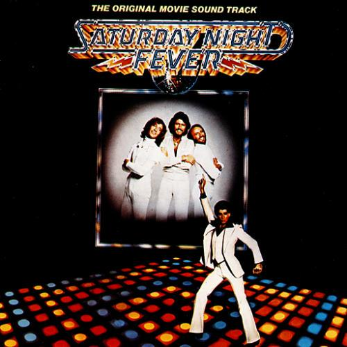 Bee Gees Stayin' Alive cover art
