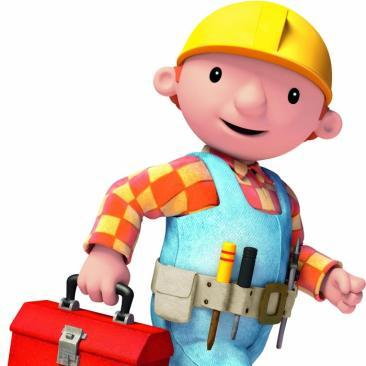 Paul Joyce Bob The Builder Intro Theme Song cover art