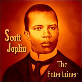 Scott Joplin The Entertainer cover art