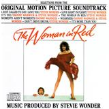 Woman In Red sheet music by Stevie Wonder