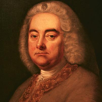 William Congreve Where E'er You Walk (Handel) cover art
