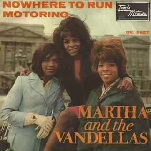 Martha & The Vandellas Nowhere To Run (from Good Morning Vietnam) cover art