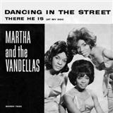 Dancing In The Street sheet music by Martha & The Vandellas