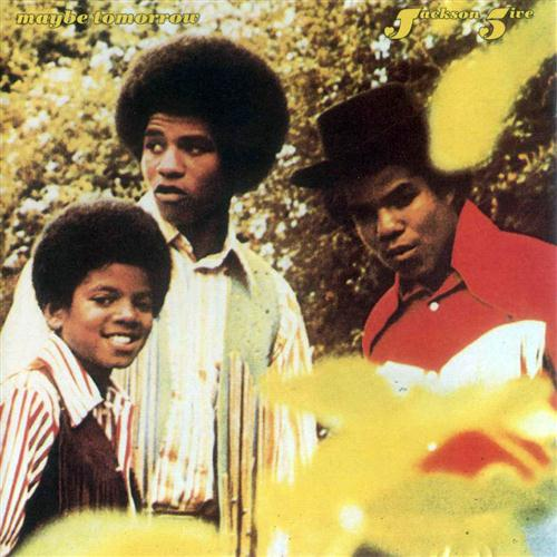 The Jackson 5 Never Can Say Goodbye cover art