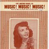 Music! Music! Music! (Put Another Nickel In) sheet music by Stephan Weiss