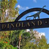 Diggin' In Dinoland (from Disney's Animal Kindom Theme Park) sheet music by Tish Eastman