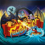 Fantasmic! Theme (from Disneyland Park and Disney-MGM Studios) sheet music by Barnette Ricci