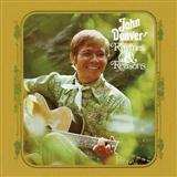 Leaving On A Jet Plane sheet music by John Denver