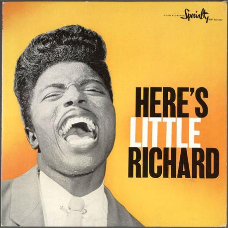 Little Richard Lucille (You Won't Do Your Daddy's Will) cover art