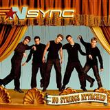 Bye Bye Bye sheet music by 'N Sync