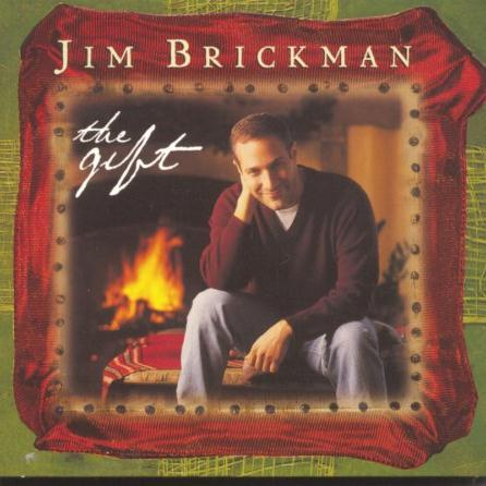Jim Brickman The Gift cover art