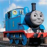 Thomas The Tank Engine sheet music by Peter Johnson
