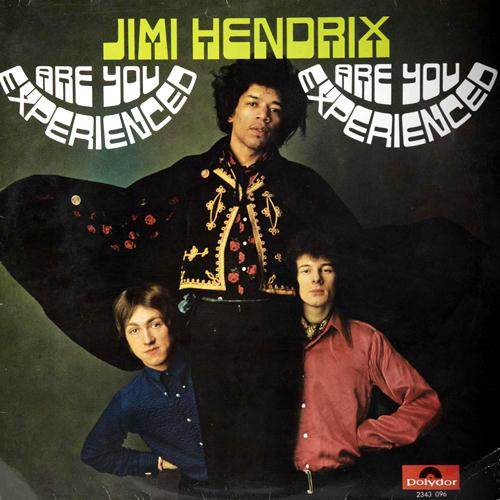 Jimi Hendrix Red House cover art