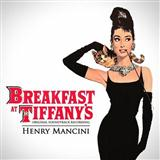 Breakfast At Tiffany's sheet music by Henry Mancini