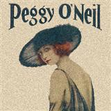 Peggy O'Neil sheet music by Harry Pease