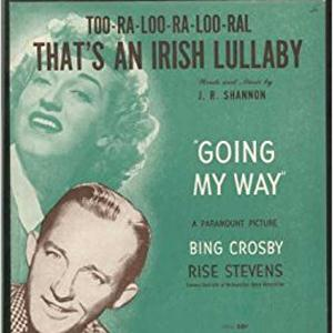 James R. Shannon Too-Ra-Loo-Ra-Loo-Ral (That's An Irish Lullaby) cover art