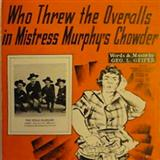 George L. Giefer:Who Threw The Overalls In Mrs. Murphy's Chowder